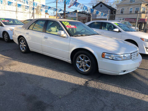 2002 Cadillac Seville for sale at Riverside Wholesalers 2 in Paterson NJ