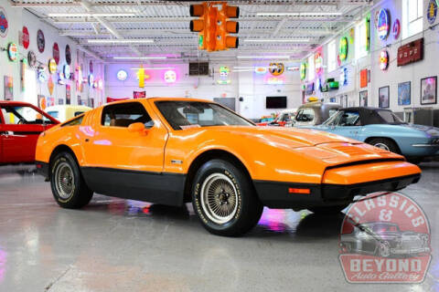 1974 Bricklin SV-1 for sale at Classics and Beyond Auto Gallery in Wayne MI