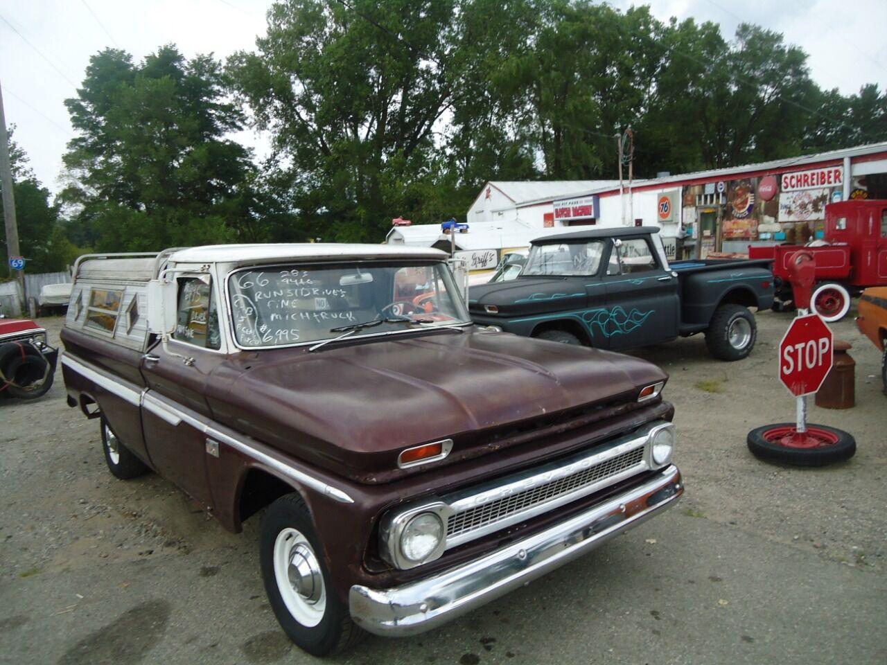 1966 Chevrolet C/K 10 Series 24