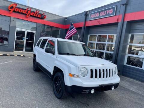 2016 Jeep Patriot for sale at Goodfella's  Motor Company in Tacoma WA