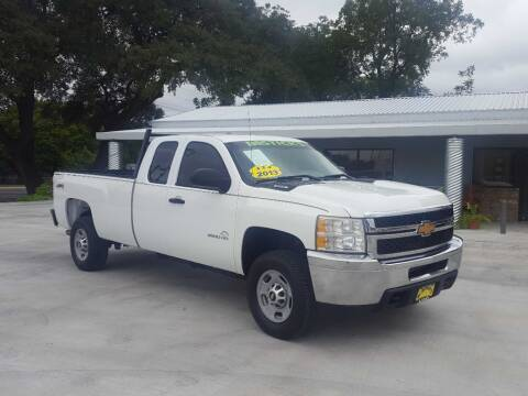 2013 Chevrolet Silverado 2500HD for sale at Bostick's Auto & Truck Sales in Brownwood TX