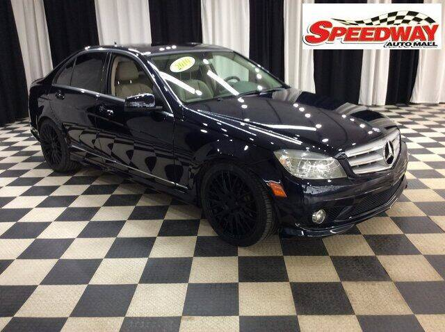 2010 Mercedes-Benz C-Class for sale at SPEEDWAY AUTO MALL INC in Machesney Park IL