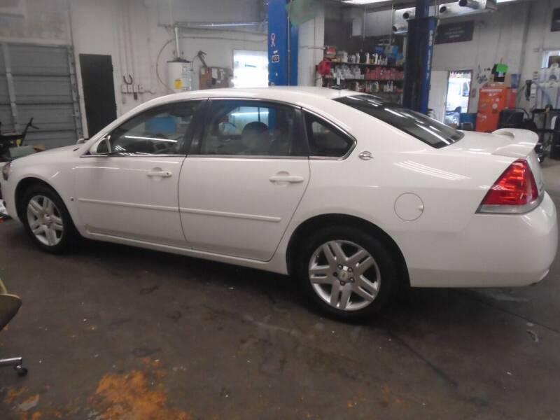 2006 Chevrolet Impala for sale at Nelson Auto Sales in Toulon IL