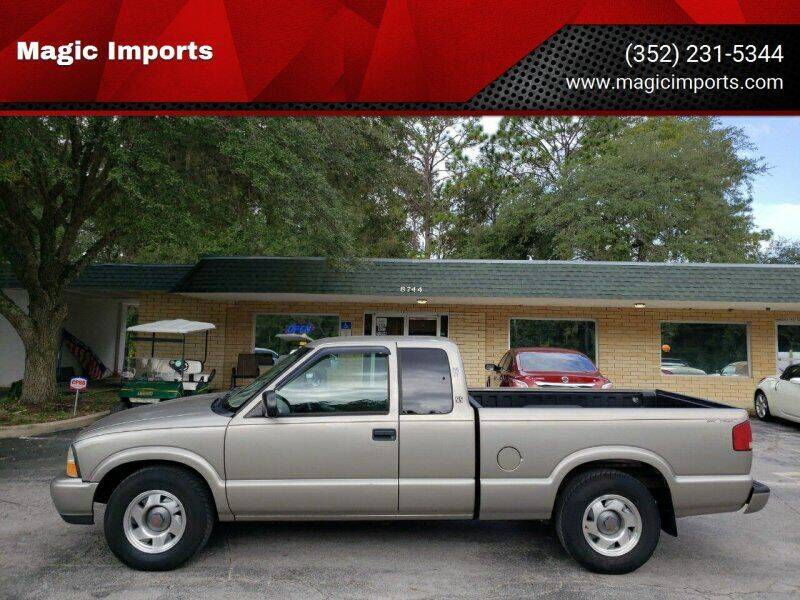 2000 GMC Sonoma for sale at Magic Imports in Melrose FL