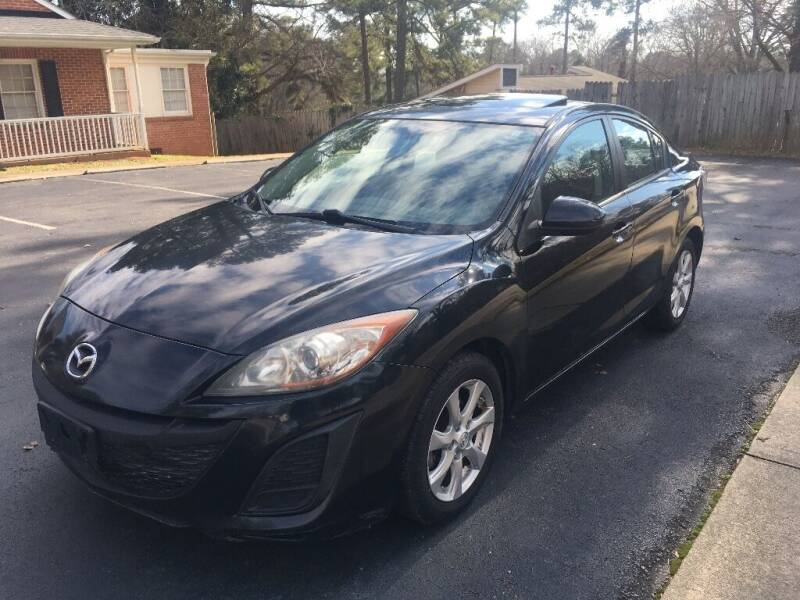 2011 Mazda MAZDA3 for sale at Deme Motors in Raleigh NC