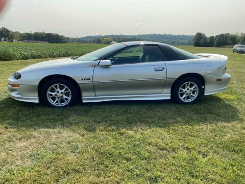 2000 Chevrolet Camaro for sale at Wendell Greene Motors Inc in Hamilton OH