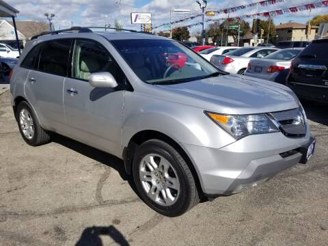 2008 Acura MDX for sale at 1st Quality Auto in Milwaukee WI