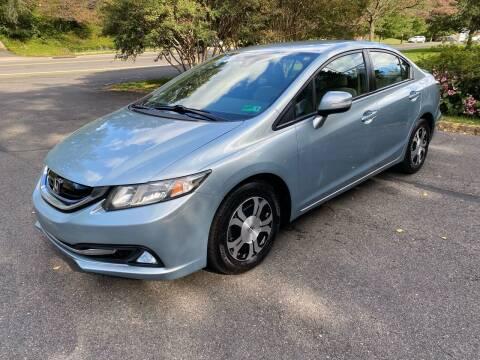 2013 Honda Civic for sale at Car World Inc in Arlington VA