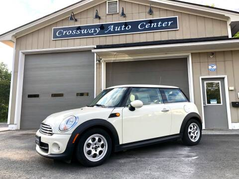 2013 MINI Hardtop for sale at CROSSWAY AUTO CENTER in East Barre VT