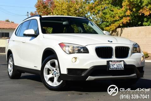 2013 BMW X1 for sale at Galaxy Autosport in Sacramento CA