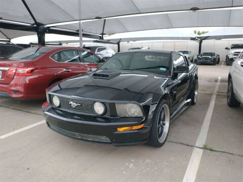 2008 Ford Mustang for sale at Excellence Auto Direct in Euless TX