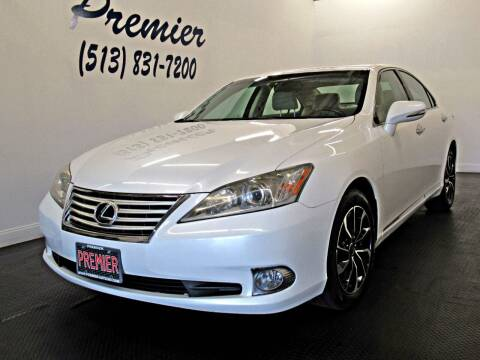 2011 Lexus ES 350 for sale at Premier Automotive Group in Milford OH