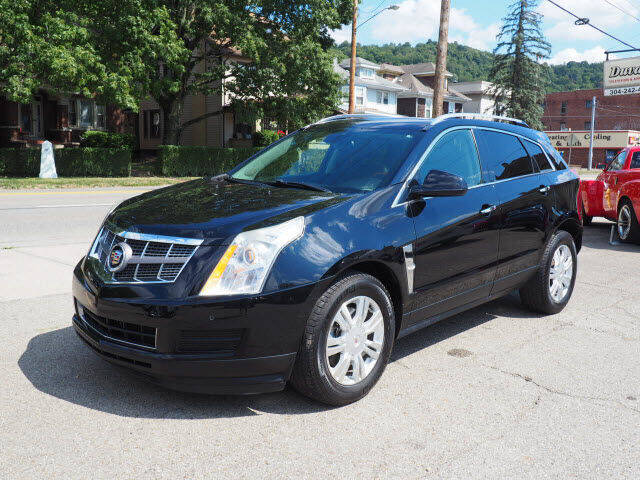 2011 Cadillac SRX for sale at Advantage Auto Sales in Wheeling WV