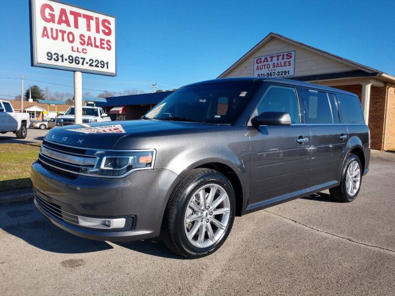 2019 Ford Flex for sale at Gattis Auto Sales LLC in Winchester TN
