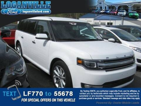 2019 Ford Flex for sale at Loganville Quick Lane and Tire Center in Loganville GA