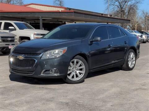 2015 Chevrolet Malibu for sale at Bryans Car Corner in Chickasha OK