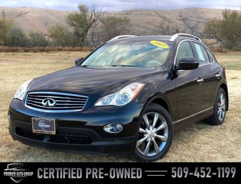 2009 Infiniti EX35 for sale at Premier Auto Group in Union Gap WA