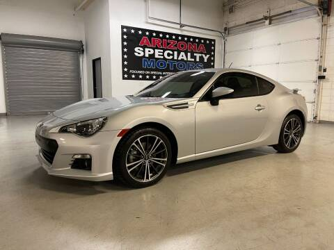 2013 Subaru BRZ for sale at Arizona Specialty Motors in Tempe AZ