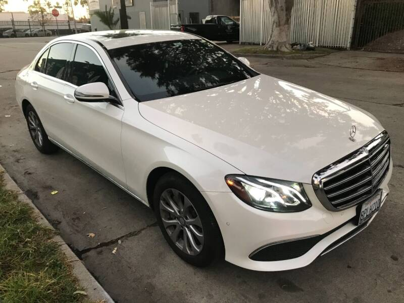 2017 Mercedes-Benz E-Class for sale at Autobahn Auto Sales in Los Angeles CA