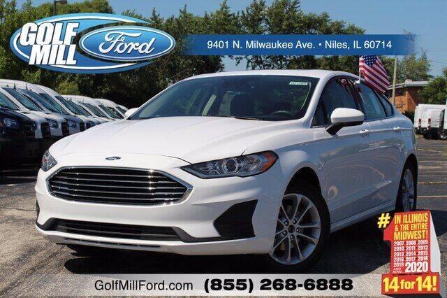 2020 Ford Fusion for sale in Niles, IL