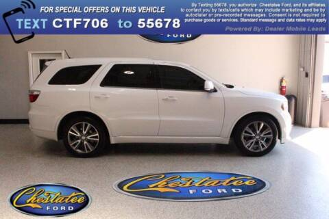 2013 Dodge Durango for sale at Nerd Motive, Inc. in Conyers GA