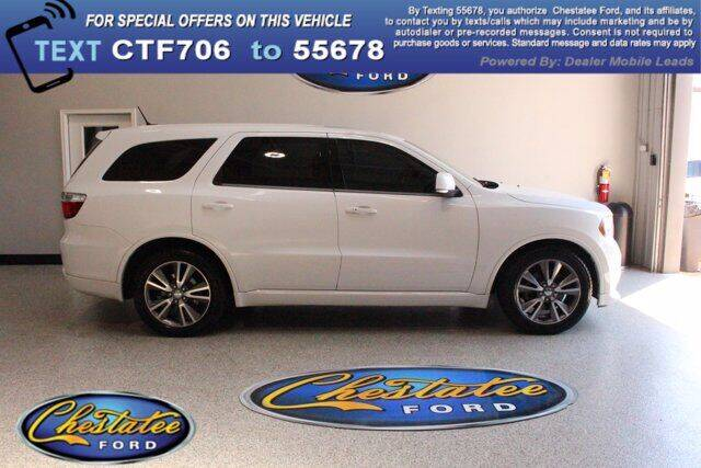 2013 Dodge Durango for sale at NMI in Atlanta GA
