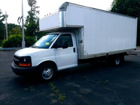 2014 Chevrolet Express Cutaway for sale at 125 Auto Finance in Haverhill MA