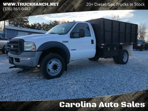 2006 Ford F-450 Super Duty for sale at Carolina Auto Sales in Trinity NC
