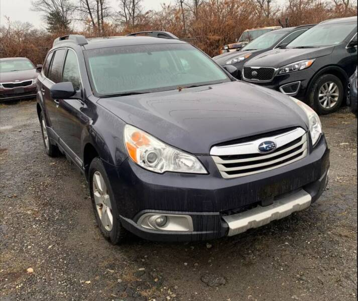 2010 Subaru Outback for sale at Berkshire Auto & Cycle Sales in Sandy Hook CT