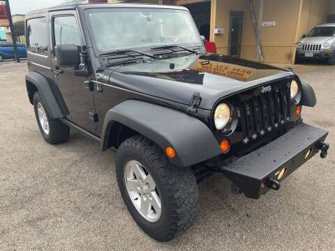 2011 Jeep Wrangler for sale at Austin Direct Auto Sales in Austin TX