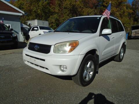 2005 Toyota RAV4 for sale at Taunton Auto & Truck Sales in Taunton MA