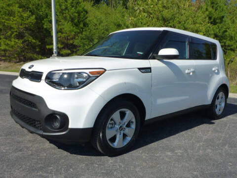 2019 Kia Soul for sale at RUSTY WALLACE KIA OF KNOXVILLE in Knoxville TN