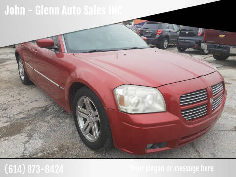 2006 Dodge Magnum for sale at John - Glenn Auto Sales INC in Plain City OH