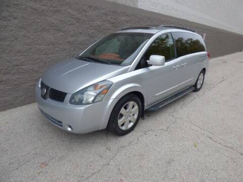 2004 Nissan Quest for sale at Kars Today in Addison IL