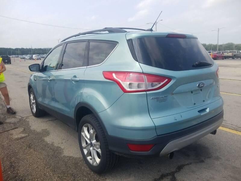 2013 Ford Escape for sale at Arak Auto Brokers - Arak Auto Broker in Kankakee IL