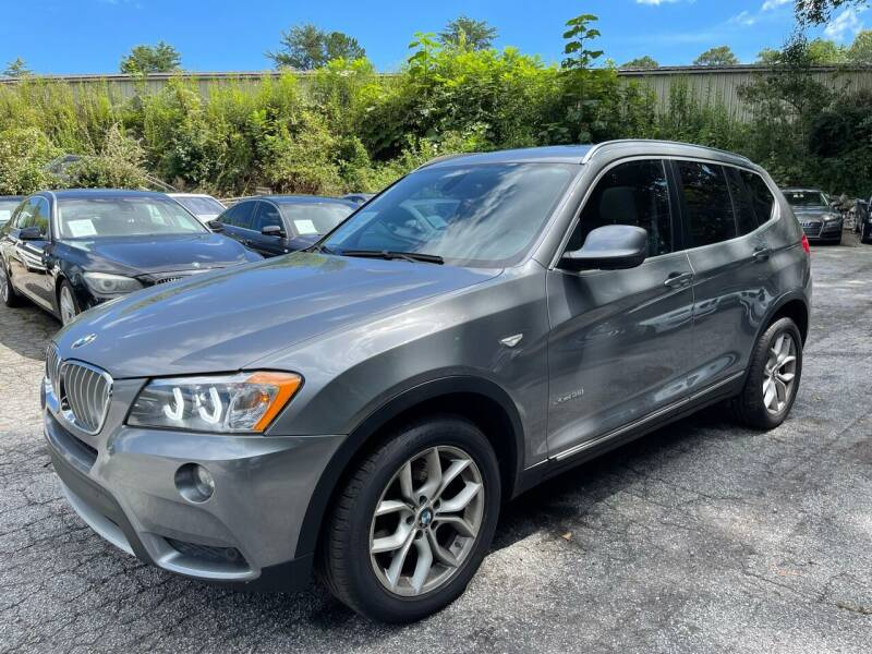 2011 BMW X3 for sale at Car Online in Roswell GA