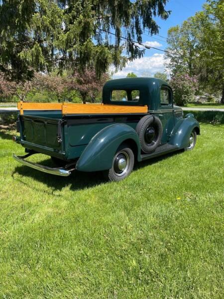 1939 Ford 91C for sale at Essex Motorsport, LLC in Essex Junction VT