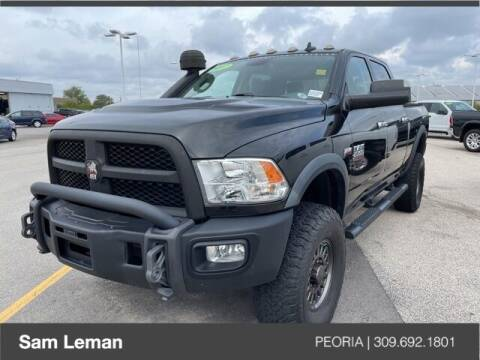 2017 RAM Ram Pickup 2500 for sale at Sam Leman Chrysler Jeep Dodge of Peoria in Peoria IL