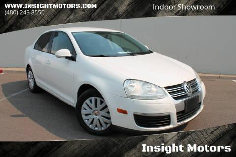 2010 Volkswagen Jetta for sale at Insight Motors in Tempe AZ