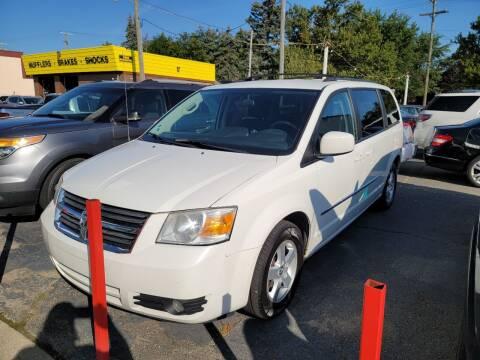 2010 Dodge Grand Caravan for sale at J & J Used Cars inc in Wayne MI