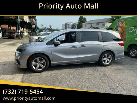 2019 Honda Odyssey for sale at Mr. Minivans Auto Sales - Priority Auto Mall in Lakewood NJ