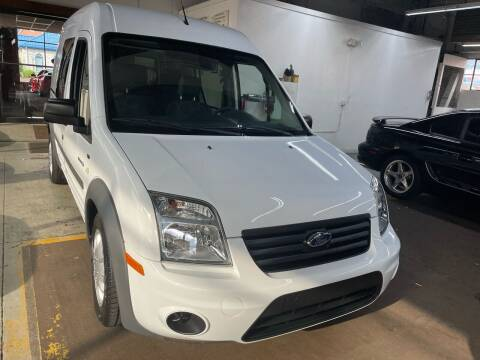2012 Ford Transit Connect Electric for sale at John Warne Motors in Canonsburg PA