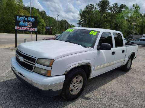 2006 Chevrolet Silverado 1500 for sale at Let's Go Auto in Florence SC