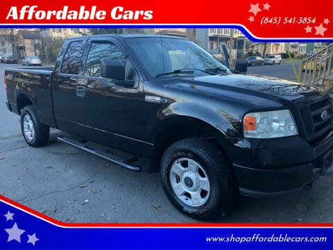2004 Ford F-150 for sale at Affordable Cars in Kingston NY
