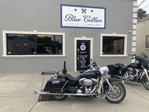 2007 Harley-Davidson Road King for sale at Blue Collar Cycle Company in Salisbury NC
