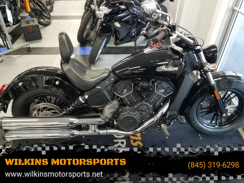 2019 Indian Scout Sixty for sale at WILKINS MOTORSPORTS in Brewster NY