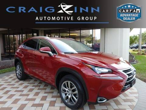 2015 Lexus NX 200t for sale at Lexus Subaru of Pembroke Pines in Pembroke Pines FL