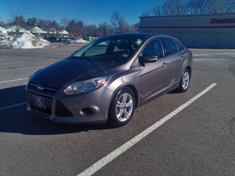 2014 Ford Focus for sale at B&B Auto LLC in Union NJ