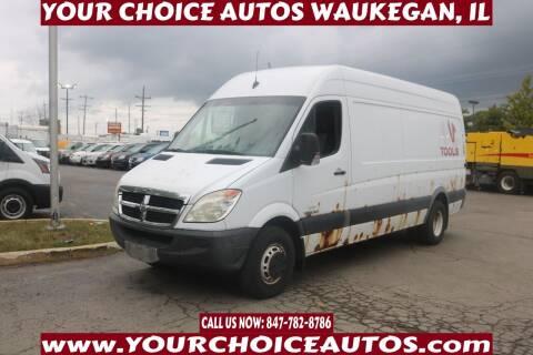 2007 Dodge Sprinter Cargo for sale at Your Choice Autos - Waukegan in Waukegan IL