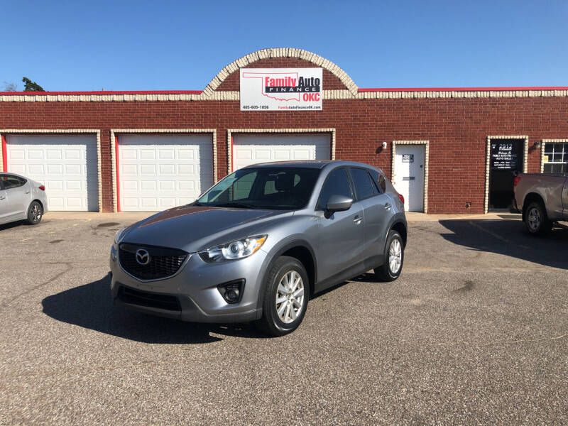 2014 Mazda CX-5 for sale at Family Auto Finance OKC LLC in Oklahoma City OK